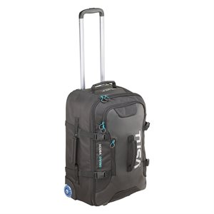 ROLLER BAG - BLACK, SMALL