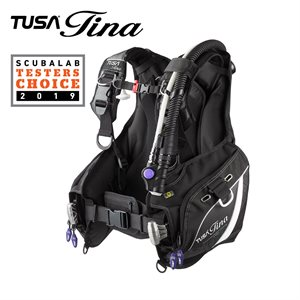TINA FEMALE BCJ - BLACK, 2 EXTRA SMALL