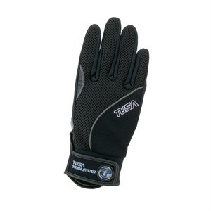 TROPICAL GLOVE - BLACK, LARGE