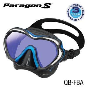 PARAGON S MASK - FISHTAIL BLUE