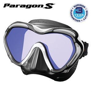 PARAGON S MASK - WHITE