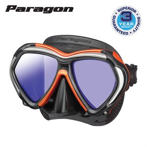 PARAGON MASK - ORANGE