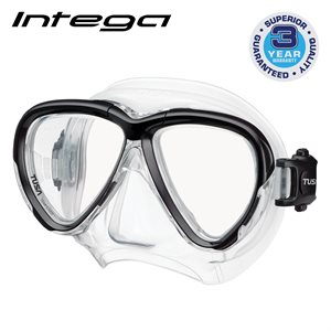 INTEGA MASK - BLACK