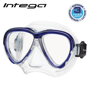 INTEGA MASK - COBALT BLUE