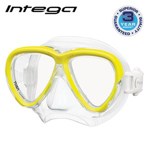 INTEGA MASK - FLASH YELLOW