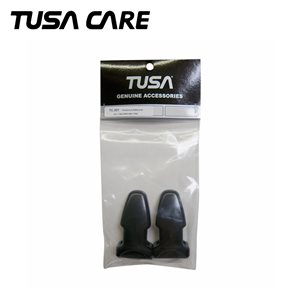 FIN BUCKLE, FEMALE, BK (ALL TUSA OPEN HEEL FINS)