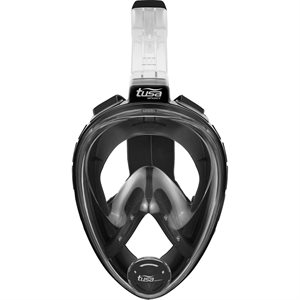 FULL FACE MASK - BLACK, LARGE