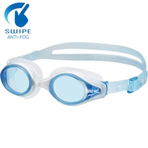 VIEW SELENE SWIPE GOGGLE, CLEAR BLUE