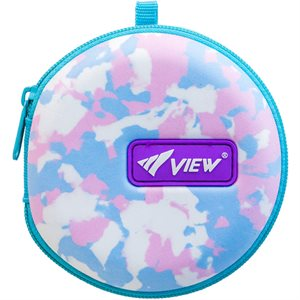 GOGGLE CASE - LIGHT BLUE PINK