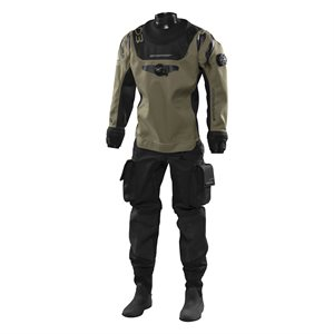 510-122-00 D3 ERGO DRYSUIT MALE - S
