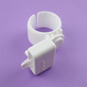 Snorkel Adaptor Round 2-Piece-SP-0101,SP-121,SP-580-White