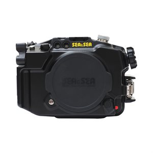 MDX-a6300 HOUSING - BLACK FOR SONY a6000 / a6300 / a6500 **